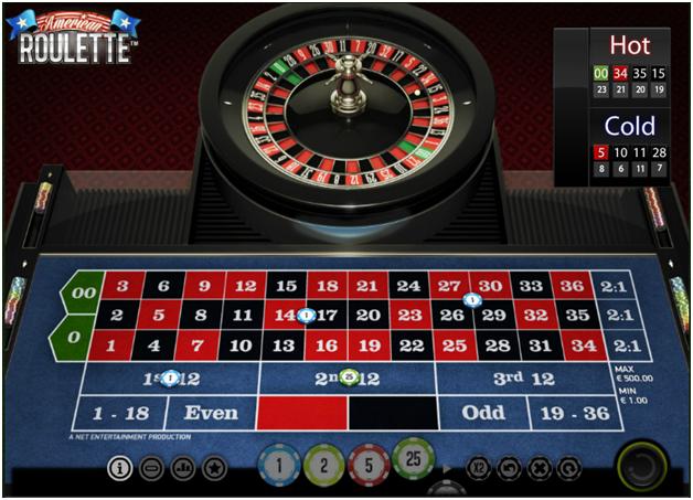 Roulette entertainment production company blackjack promotions logo