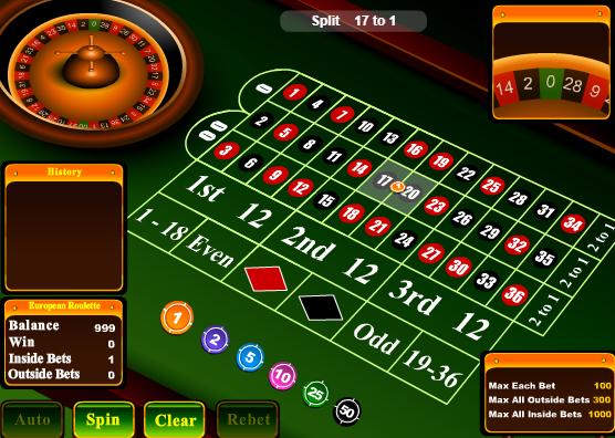 roulette outside betting strategy
